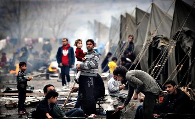 أكثر من 144 ألف فلسطيني نزحوا من سوريا