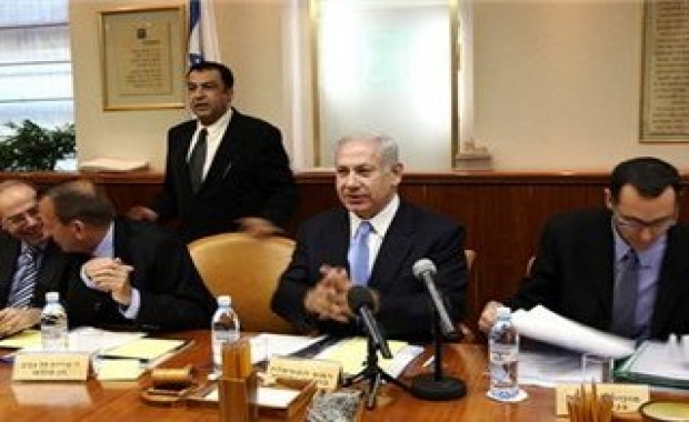 اتهامات متبادلة وصراع بين الوزراء الصهاينة